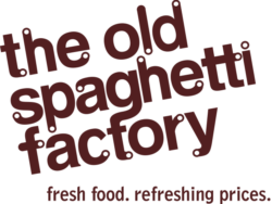 Logo for The Old Spaghetti Factory