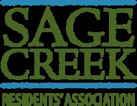 logo for Sage Creek Residents' Association