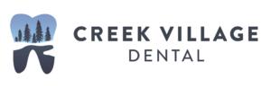 Logo for Creek Village Dental